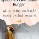 Lipödem & emotionales Essen Yoga hilft