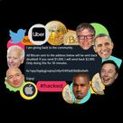 High Profile Twitter Accounts Hacked In Bitcoin Scam!