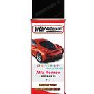 Alfa Romeo 156 Nero Black Aerosol Spray Car Paint + Lacquer 913   Aerosol Basecoat Spray Paint 400ml