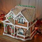 Christmas Gingerbread House