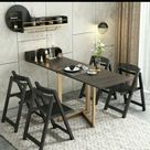 2020 New Arrival Apartment Wall Mounted Folding Mini Flat Dining Table