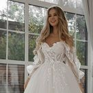 Couturier wedding and evening dress. by ZaitsevaSvetlana on Etsy