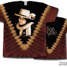 Bob Dylan Rolling Thunder Tie Dye shirt - Medium