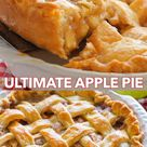 Apple Pie Recipe with the Best Filling!