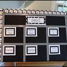 Black Bulletin Boards