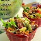 Caesar Pasta Salads