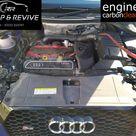 Audi RS Q3 Engine Carbon Clean