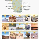 Namibia • Route & Kosten • Das kostet eine Selbstfahrer-Rundreise!