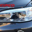 2014 BMW X5 Left Bi Xenon Headlight   Headlamp