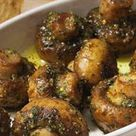 Garlic Mushrooms