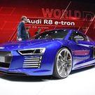 2016 Audi R8 E Tron This Is Audi's 456 HP Electric Supercar Future