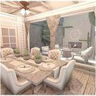 bloxburg dining room ideas