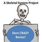 Skeletal System - Skeleton Project - Distance Learning + Digital Lesson