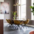 Trendkleur bruin: zo mooi zijn koffiekleuren op je muur | vtwonen