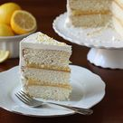 Lemon Layer Cakes