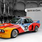 BMW 3.0 CSL Alexander Calder 1975