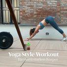 Yoga Style Outdoor Workout für deinen Sommerbody (ad)
