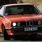 OG  1989 BMW 8 Series V12   E31   E24 mule dated 1984