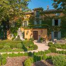 A bohemian garden in Provence
