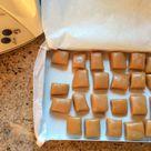 Karamellbonbons Karamell Bonbons