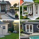 Gartenhaus: Eine Aufbaugeschichte in Bildern