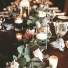 20 Floating Wedding Centerpiece Ideas Roses Rings