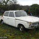 BMW 1500 1962 1964