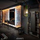 Astonishing Home Gym Decor