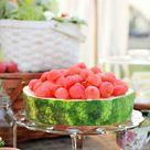 Watermelon Bowl