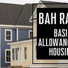 2021 BAH (Basic Allowance for Housing Rates)