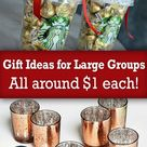Buying Small Gifts for a Group When You're on a Budget