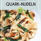 Keto-Nudeln aus Quark | LOVELY KETO KITCHEN 💚