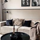 Wandfarbe Greige - ein moderner Allrounder