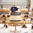 Maneiras incríveis de usar renda na decoração do casamento