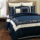 Blue Comforter