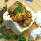 Bunny Chow - South African street food - My Easy Cooking
