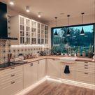 Moderne Landhausstil Küche