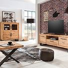 Wohnzimmermöbel Naturholz