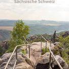 Wanderung Schrammsteine Sächsische Schweiz