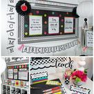 Schoolgirl Style - Black, White & Stylish Brights Full Collection {U PRINT}