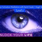 Level 2 Third Eye Meditation with Spirit Guide / Angel Support (Hypnosis)