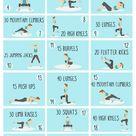 Der ultimative Fitness Adventskalender - 24 Tage Mini Workouts
