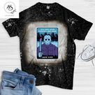 Game Over Jason Voorhees Killer Club Halloween Bleached Shirt, Horror Characters Halloween, Friday the 13th,Cartoons shirt,Movie Lover
