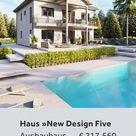 Fertighaus New Design Five