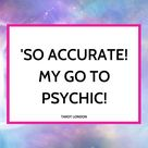 SAME DAY 1 Question detailed   Psychic Tarot Reading    Experienced Clairvoyant   Accurate  