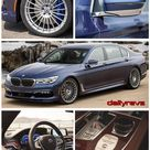 2017 Alpina BMW B7 xDrive - HD Pictures, Specs, Information & Videos - Dailyrevs