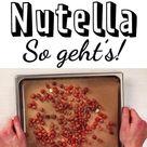 Gesunde Nuss-Nougat-Creme selber machen - so geht's | LECKER