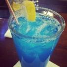 Tiffany Blue Drinks