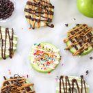 Donut-Shaped Apple Snacks