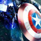 Avengers   Captain America Lifting  Mjolnir / Randall   Wahran  Song Edit